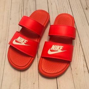 Nike Benassi Duo Ultra Slide Sandals 11
